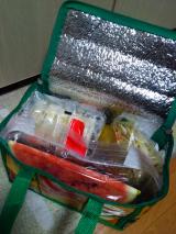 買い物用の保冷バッグを新調の画像(2枚目)