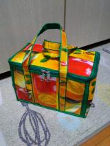 買い物用の保冷バッグを新調の画像(1枚目)