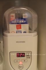 「ヨーグルトメーカーで冷たい甘酒作り♪」の画像(1枚目)