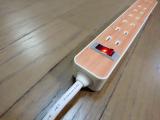 「充電機器におすすめ!電源タップ 6個口 ACコンセント♡」の画像(4枚目)