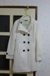 【モニター】夢展望 様♪「スタンドカラーコート」の画像(1枚目)
