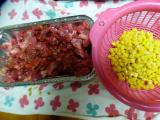 「【あのお店の味!】安い肉で大満足のステーキライス!3人息子が作りました!」の画像(5枚目)