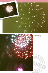 「毎年恒例☆花火大会☆」の画像(1枚目)