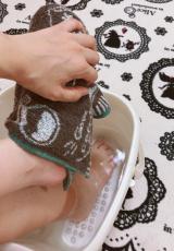 お家で足湯!!!(←やってみたかった!!!) 酵素風呂ぉぉ♪♪の画像(10枚目)