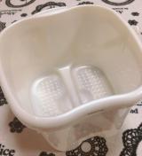お家で足湯!!!(←やってみたかった!!!) 酵素風呂ぉぉ♪♪の画像(6枚目)