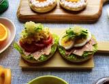 「大山ハムのリオナソーセージ『トマト&バジルソーセージ』でサンドイッチをいろいろ!どれも美味しい!」の画像(15枚目)