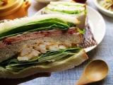 「大山ハムのリオナソーセージ『トマト&バジルソーセージ』でサンドイッチをいろいろ!どれも美味しい!」の画像(5枚目)
