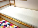 マットが変われば眠りも変わる〜♫東京西川の三つ折り高機能、高反発マットレス「LUNO ルーノ」♡の画像(1枚目)