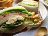 「大山ハムのリオナソーセージ『トマト&バジルソーセージ』でサンドイッチをいろいろ!どれも美味しい!」の画像(6枚目)