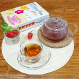 美味しくてエステでも好評♡ジェイエステティック フォウルビ酵茶(ルイボスティー)の画像(7枚目)