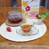 美味しくてエステでも好評♡ジェイエステティック フォウルビ酵茶(ルイボスティー)の画像(1枚目)