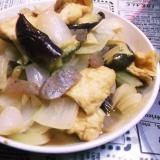 「花椒香る♬お揚げしみしみ炒め煮」の画像(1枚目)