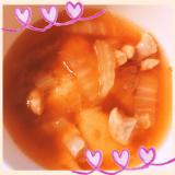 「まるごとキューブだし」を使ったスープジャーレシピ♡の画像(6枚目)