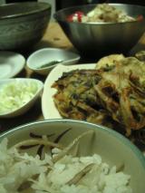 ごぼうと生姜の炊き込みごはんの画像(1枚目)