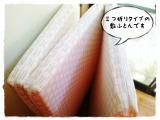 「良質な睡眠で美肌に♪東京西川の敷布団 LUNO(ルーノ)が最高に気持ちいい!」の画像(3枚目)