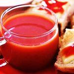 デルモンテPANTOのバジル香るトマトサラダこれ1本にトマト4個分も入っているまるで冷製スープのような味わいのドリンクお野菜が足りない朝食にパンとともにいただけるので重宝します!#PANT…のInstagram画像