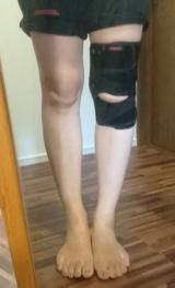 AIDER(エイダー)  膝サポーター  TYPE3の画像(7枚目)