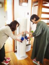 とってもオシャレ〜♫アクアクララの新型ウォーターサーバー「AQUA FAB」使ってます♡の画像(5枚目)