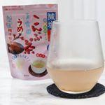 玉露園さんの減塩梅こんぶ茶をお試ししましたー!こんぶ茶は、熱中症予防にもなるそうで、夏にピッタリの飲み物ですしかも、アイスで飲んでも美味しい😋梅の香りがとても良い!1パ…のInstagram画像