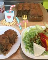 黒糖とコーヒーのちぎりパンの画像(2枚目)