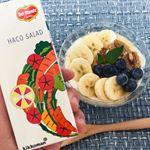 キッコーマンさまより「デルモンテHACOSALAD」を頂きました♡パッケージがおしゃれなこのドリンク、実は1日分の野菜(350g分)が含まれている野菜ジュースなんです。隠し味にグレープフル…のInstagram画像