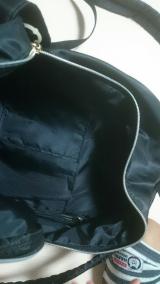 夢展望さんのリボンナイロンリュックバッグ☆の画像(5枚目)