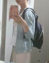 夢展望さんのリボンナイロンリュックバッグ☆の画像(6枚目)