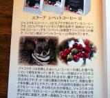 「幻のコーヒー『エクーア シベットコーヒー』の味わいに珈琲好きは夢心地~☆:おさらのうえ帖」の画像(3枚目)