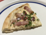 熟成乾塩ベーコンで美味しいピザを作ろう〜♪の画像(2枚目)