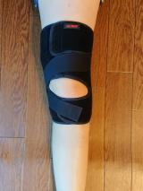 O・X脚の膝の安定に「AIDER エイダー膝サポーター」の画像(10枚目)