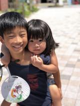 ◆暑いのに頼りになる兄♡甘えっぱなしの妹☆◆の画像(1枚目)