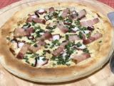 熟成乾塩ベーコンで美味しいピザを作ろう〜♪の画像(9枚目)