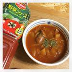 野菜ジュースの使い方に改革😆❤️飲むよりも料理向き!👯 #デルモンテ#デルモンテ野菜ジュース#monipla#delmonte365_fanのInstagram画像