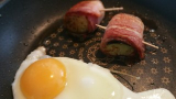 熟成乾塩ベーコンと秋茄子♪の画像(8枚目)