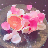 花びらケーキ