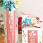 @pdc_jp 様のワフードメイドシリーズ 酒粕化粧水&クリーム✨SK化粧水  1,200円SKクリーム1,400円自宅で作った酒粕化粧水をお手本にした2層タイプの化粧水。…のInstagram画像