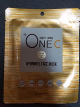 「+OneC(プラワンシー) ハイドロゲル フェイスマスク アルティメイト」の画像(1枚目)