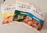 低カロリー  大豆チップスの画像(1枚目)