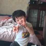 「五歳の写真一枚、六歳の写真一枚」成長期応援飲料【アスミール】プレゼント!お子様の1年間の成長記録写真大募集!!の投稿画像