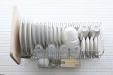 【モニター募集】お皿をサッと立てられて、早く乾く!水切りバスケットの画像(5枚目)