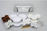 【モニター募集】お皿をサッと立てられて、早く乾く!水切りバスケットの画像(4枚目)