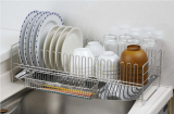 【モニター募集】お皿をサッと立てられて、早く乾く!水切りバスケットの画像(3枚目)