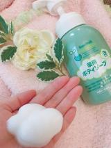 敏感な赤ちゃん肌に ♡ ビーンスターク薬用ボディソープの画像(2枚目)