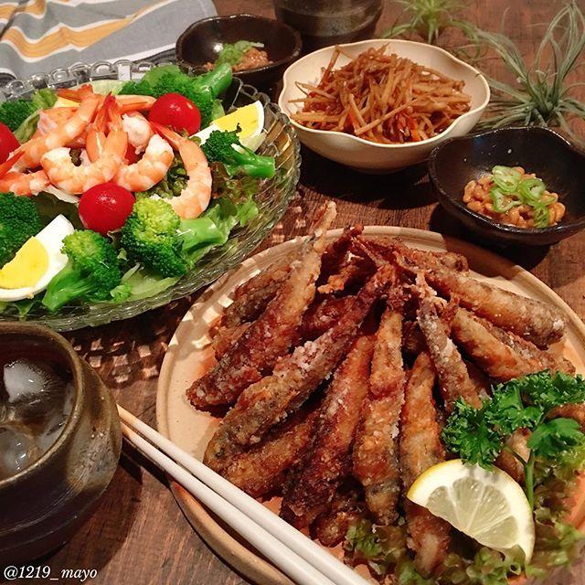 口コミ投稿:・・It is dinner for deep-fried fish after a long absence・・こんばんは・・熊本…