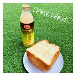 The bread was baked‼︎🍞..以前紹介した「デルモンテ」 のInstagram画像