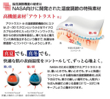 お腹の冷え予防に『Dr.magico 温度調節ウエストウォーマー』の画像(3枚目)