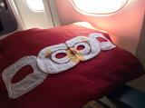 Dubai☆機内の過ごし方☆Cathay Pacific Airwaysの画像(8枚目)