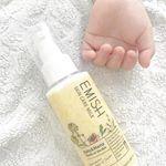 ..EMISHスキンケアミルク👶.乾燥しやすい赤ちゃんのお肌ケアにおすすめな、やさしい使い心地のミルクローション💕秋冬乾燥しそうだから今から保湿💧赤ちゃんは勿論、敏感肌や乾…のInstagram画像