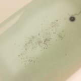 100%ナチュラル岩塩のバスソルト「Cureバスタイム」フレッシュオレンジの香り口コミレビュー♪の画像(4枚目)