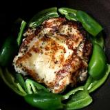 ☆鶏肉とこどもピーマンのイタリア漁師飯@アクアパッツァ、ご褒美ご飯の画像(9枚目)
